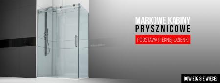 Kabiny prysznicowe Vetro Moderno